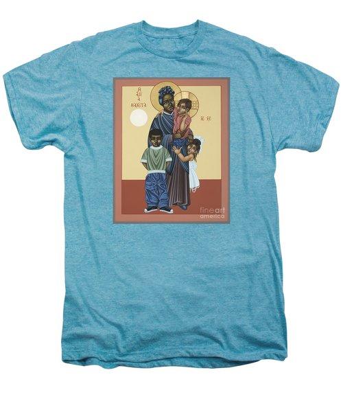 St. Josephine Bakhita Universal Sister 095 Men's Premium T-Shirt
