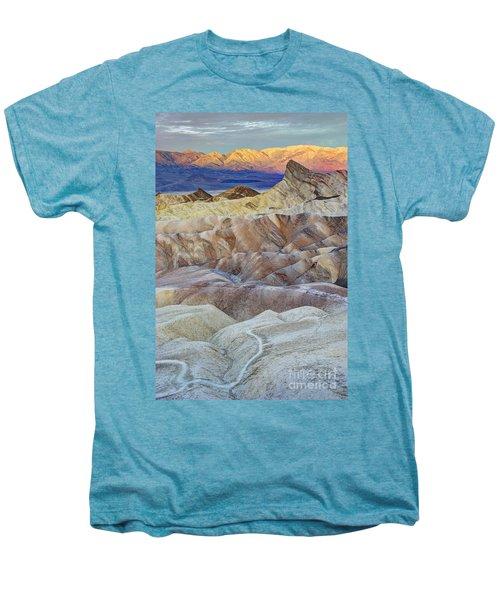 Sunrise In Death Valley Men's Premium T-Shirt by Juli Scalzi