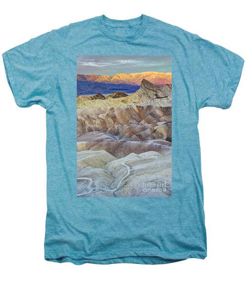 Sunrise In Death Valley Men's Premium T-Shirt