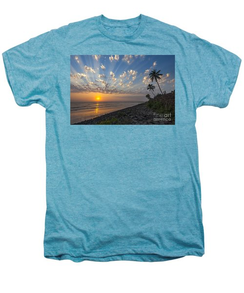 Sunset At Alibag, Alibag, 2007 Men's Premium T-Shirt