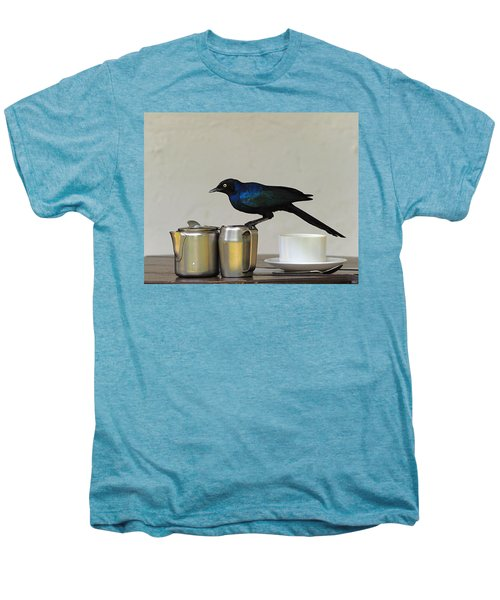 Tea Time In Kenya Men's Premium T-Shirt