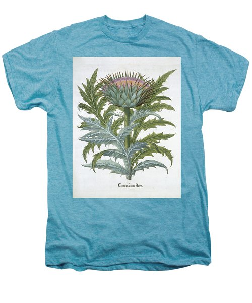 The Cardoon, From The Hortus Men's Premium T-Shirt by German School