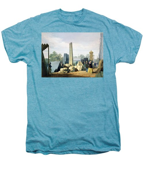 The Exterior, From Dickinsons Men's Premium T-Shirt by English School