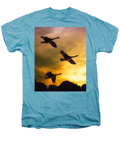 The Journey South Men's Premium T-Shirt
