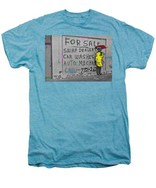 The Long Voyage Home Homage Men's Premium T-Shirt