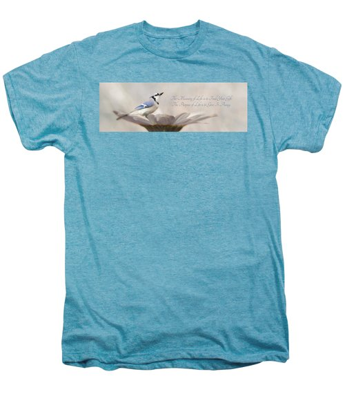 The Meaning Of Life Men's Premium T-Shirt