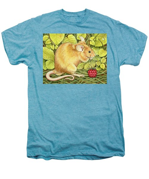 The Raspberry Mouse Men's Premium T-Shirt