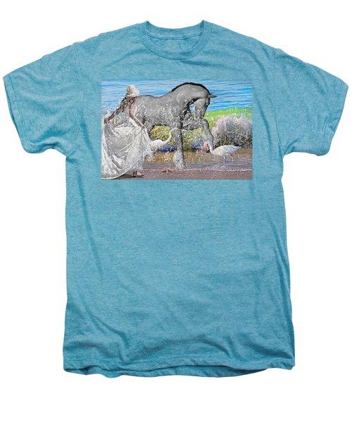 The Sea Horse Men's Premium T-Shirt