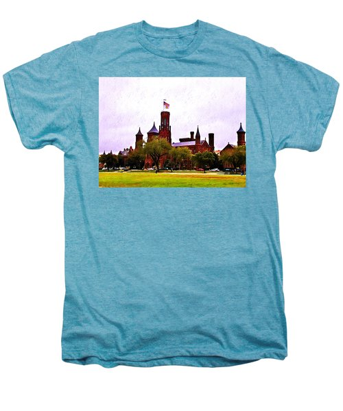 The Smithsonian Men's Premium T-Shirt by Bill Cannon