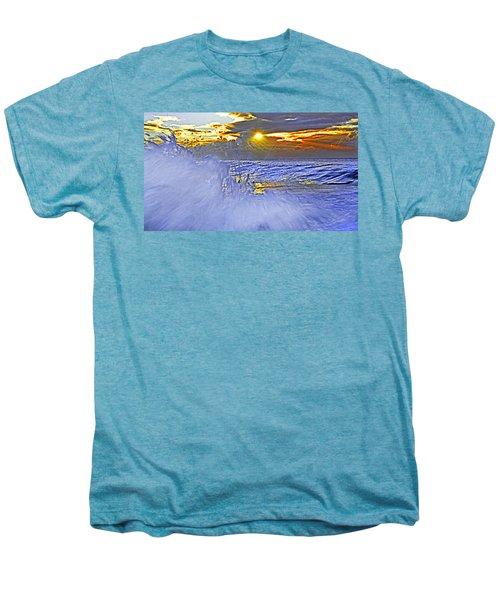 The Wave Which Got Me Men's Premium T-Shirt by Miroslava Jurcik