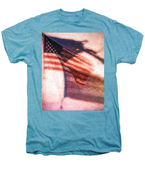 Through War And Peace Men's Premium T-Shirt by Bob Orsillo