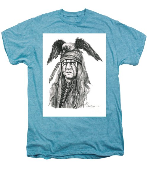 Tonto Men's Premium T-Shirt by Murphy Elliott
