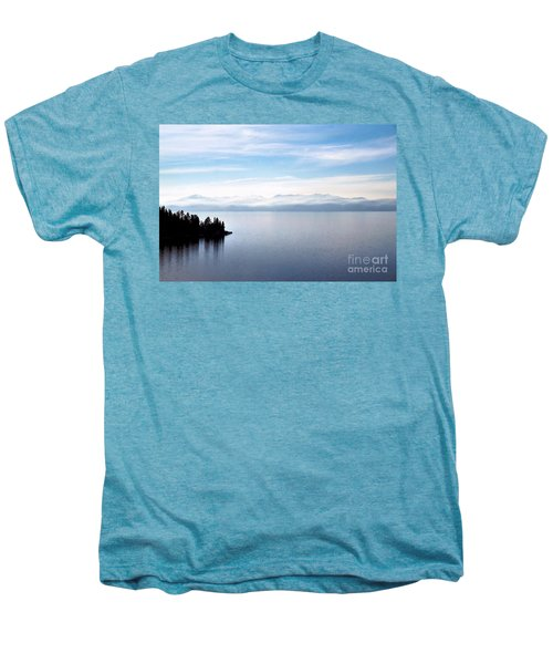 Tranquility - Lake Tahoe Men's Premium T-Shirt
