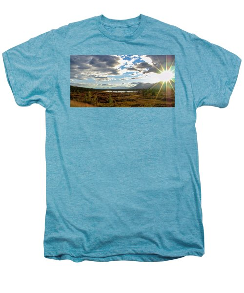 Tundra Burst Men's Premium T-Shirt