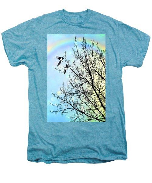 Two For Joy Men's Premium T-Shirt