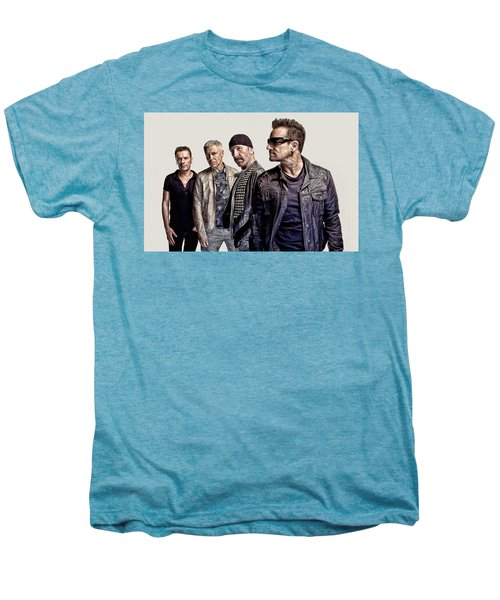 U2 Goup Men's Premium T-Shirt