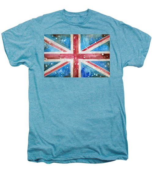 Union Jack Men's Premium T-Shirt by Sean Parnell