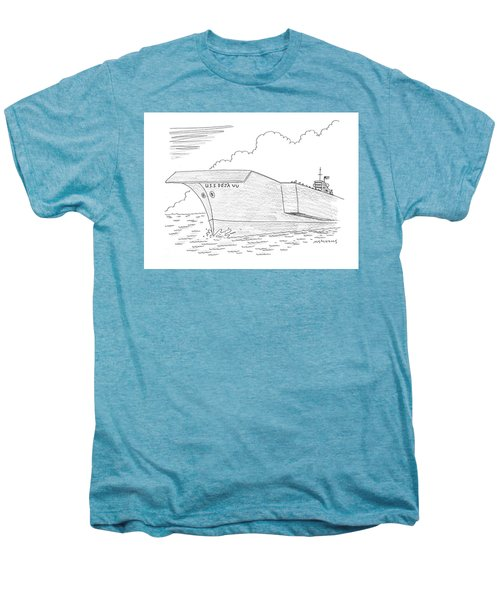 U.s.s. Deja Vu Men's Premium T-Shirt