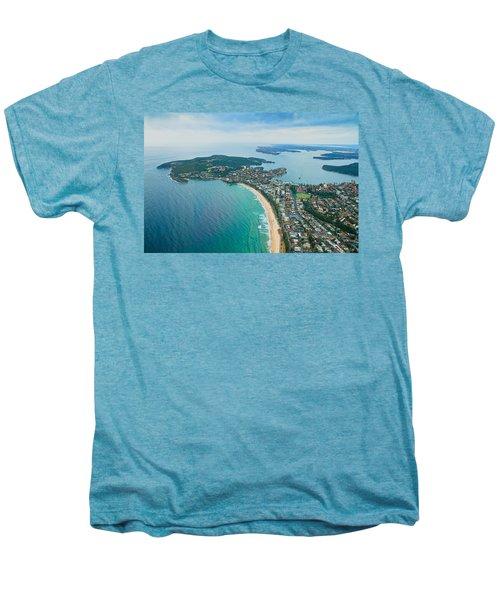 Men's Premium T-Shirt featuring the photograph View by Miroslava Jurcik