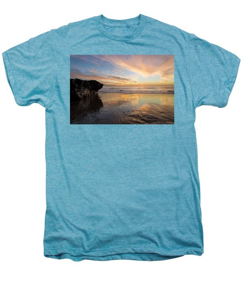 Warm Glow Of Memory Men's Premium T-Shirt by Alex Lapidus