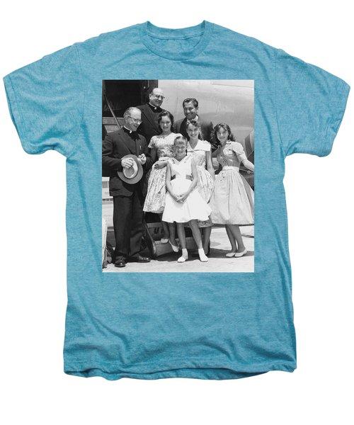 Welk And The Lennon Sisters Men's Premium T-Shirt