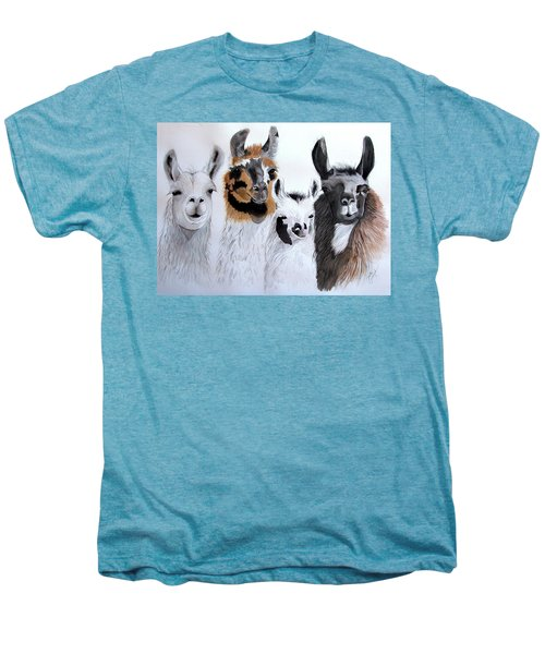 What Is Up Men's Premium T-Shirt by Joette Snyder