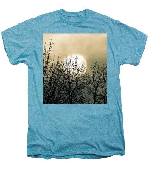 Winter Into Spring Men's Premium T-Shirt
