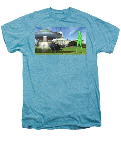 Wip - Washington Field Trip Men's Premium T-Shirt by Mike McGlothlen