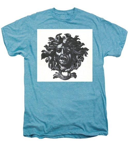 Medusa Head Men's Premium T-Shirt