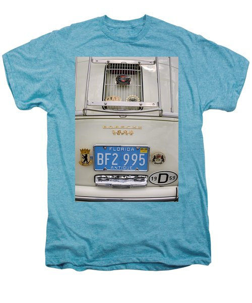 Porsche 1600 Super 1959 Rear View. Miami Men's Premium T-Shirt