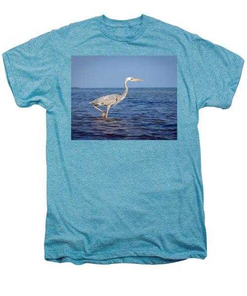 Wurdemann's Heron Men's Premium T-Shirt