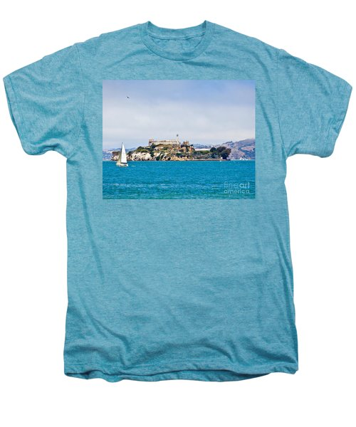 Alcatraz - San Francisco Men's Premium T-Shirt