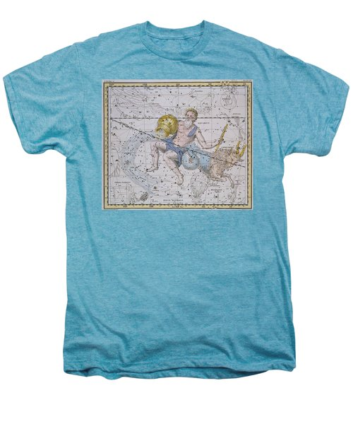 Aquarius And Capricorn Men's Premium T-Shirt by A Jamieson