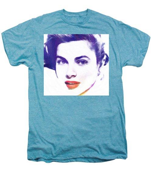 Face Of Beauty Men's Premium T-Shirt