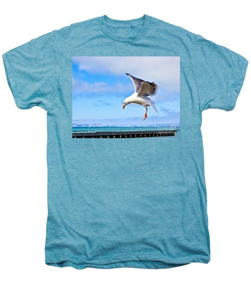 Final Approach - San Francisco Men's Premium T-Shirt