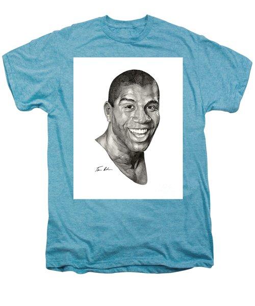 Magic Men's Premium T-Shirt by Tamir Barkan