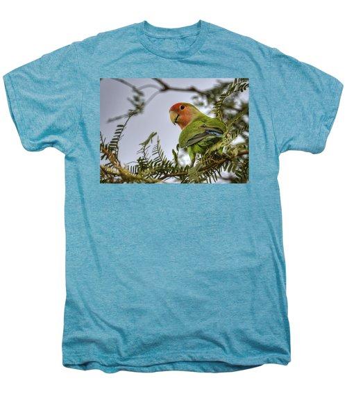 Over My Shoulder  Men's Premium T-Shirt