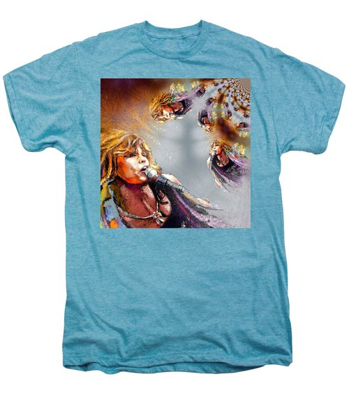 Tyler Mania Men's Premium T-Shirt by Miki De Goodaboom