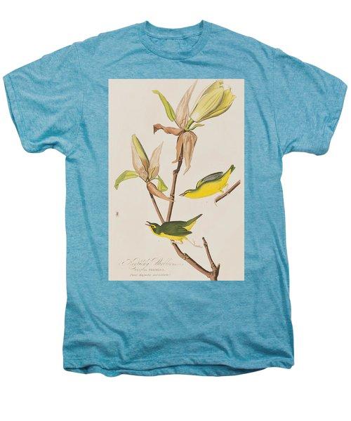 Kentucky Warbler Men's Premium T-Shirt