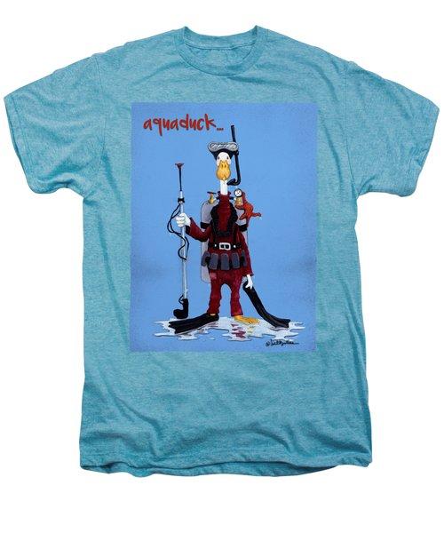 Aquaduck... Men's Premium T-Shirt