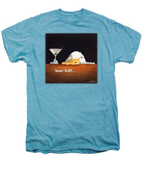 Bar Bill... Men's Premium T-Shirt