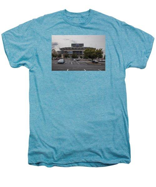 Beaver Stadium Penn State  Men's Premium T-Shirt by John McGraw