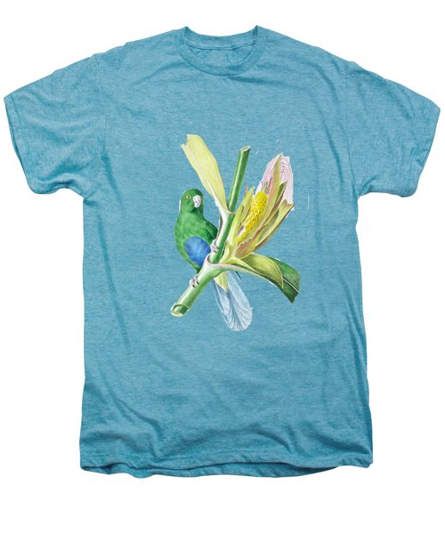 Brazilian Parrot Men's Premium T-Shirt