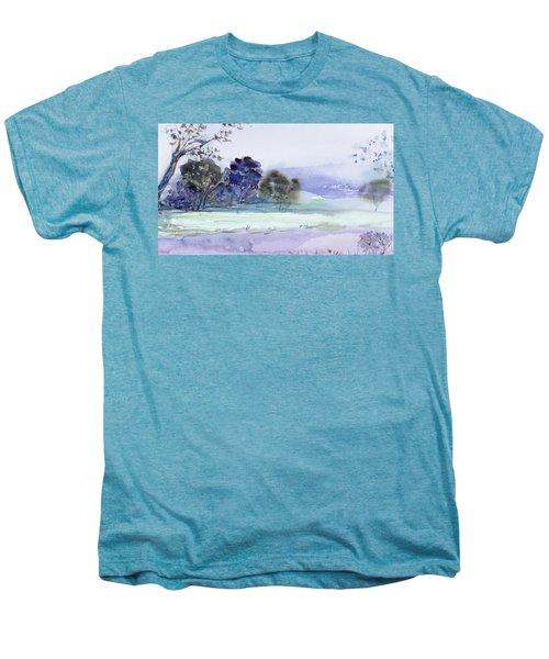Bruny Island At Dusk Men's Premium T-Shirt