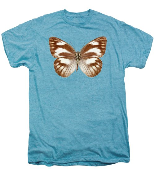 Butterfly Species Appias Libythea  Men's Premium T-Shirt