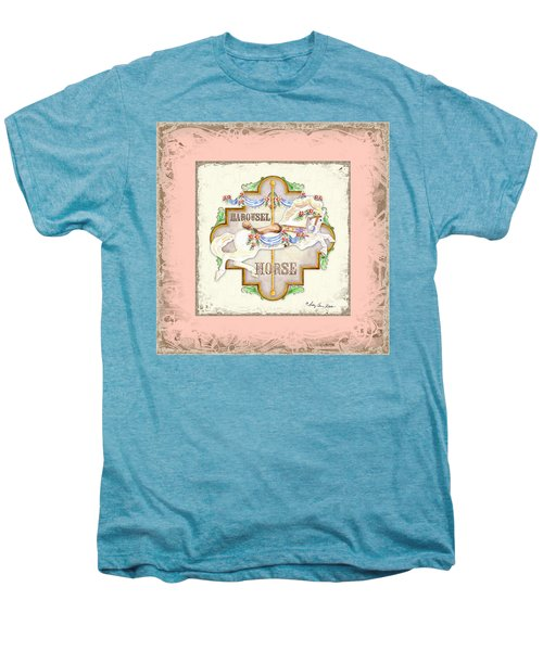 Carousel Dreams - Horse Men's Premium T-Shirt