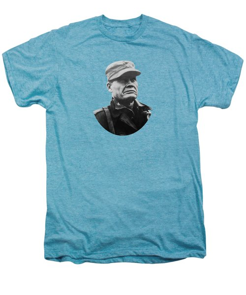 Chesty Puller Men's Premium T-Shirt by War Is Hell Store