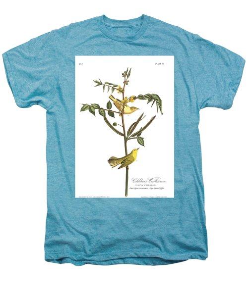 Children's Warbler Men's Premium T-Shirt