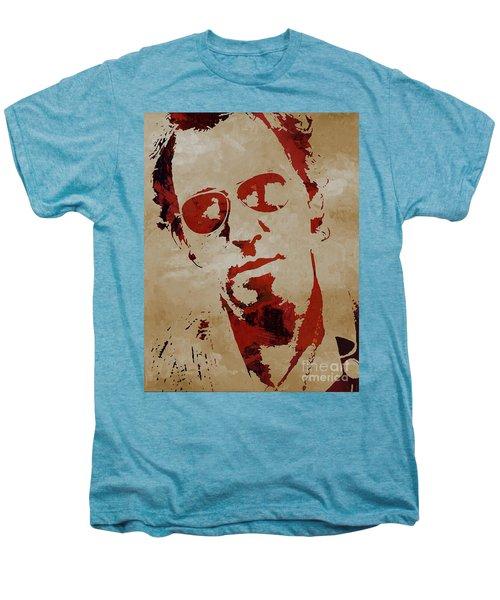 Chris Martin Coldplay Men's Premium T-Shirt
