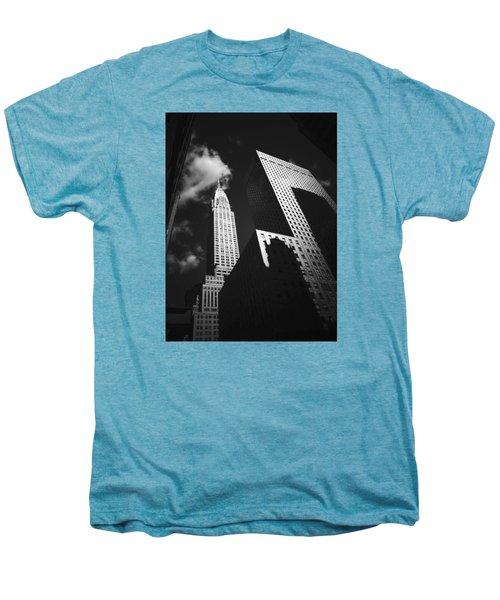 Chrysler Building - New York City Men's Premium T-Shirt